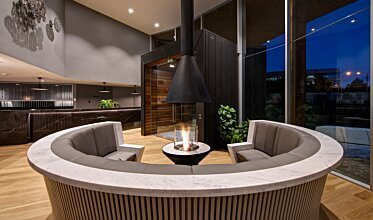 AB3 Indoor - In-Situ Image by EcoSmart Fire