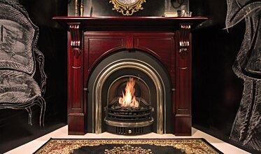 VB2 Indoor - In-Situ Image by EcoSmart Fire