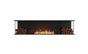 Flex 86BY.BX2 Flex Fireplace - Studio Image by EcoSmart Fire