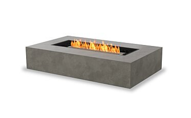 Wharf 65 Fire Pit - Studio Image by EcoSmart Fire
