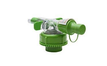 Bottle Adapter & Nozzle e-NRG Bioethanol - Studio Image by EcoSmart Fire