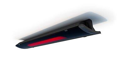 Pure 3000W Radiant Heater - Studio Image by Heatscope Heaters